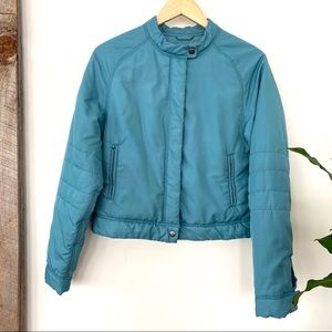 J. Crew bomber jacket